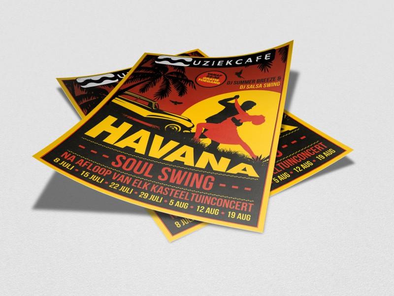 Havana Soul Swing MockUp
